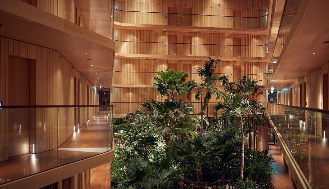 Hotel Jakarta Amsterdam Book 4 Star Accommodation In Zeeburg